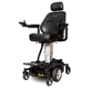 Pride Mobility Jazzy Air® Power Wheelchair PRD JAZZY_AIR_BLACK_16-18_SEAT
