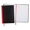 Mead Black n Red™ Casebound Notebook Plus Pack JDK 67012