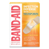 Electrical Lighting Push Button Stations: BAND-AID® Antibiotic Bandages