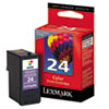 Lexmark Lexmark 18C1624 Ink, 125 Page-Yield, Tri-Color LEX 18C1624