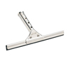 "cleaning chemicals, brushes, hand wipers, sponges, squeegees: Libman - 12"" Stainless Steel Squeegee"