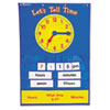 Learning Resources Learning Resources® Teaching Time Pocket Chart LRN LER2991