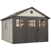 sheds & outdoor Storage: Lifetime Products - 11' x 11' Shed