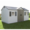 Lifetime Products 15 x 8 Multi-Use Garden Shed LTM 6446