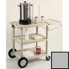 Luxor Bussing & Serving Cart LUX SCB30-G