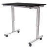 "computer workstations: Luxor - 48"" Electric Standing Desk"