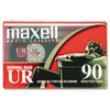Maxell Maxell® Dictation and Audio Cassette MAX 108510