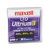 Data Tapes 8MM Data Tape: Maxell® 1/2 inch Tape Ultrium™ LTO Data Cartridge
