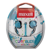 Maxell Maxell® Colorbuds with Microphone MAX 196141
