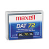 Maxell Maxell® 1/8 inch Tape DDS Data Cartridge MAX 200200