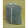 cleaning chemicals, brushes, hand wipers, sponges, squeegees: Maybeck - Polyester Mesh Laundry Bag with Drawstring Closure