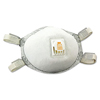 respiratory protection: Particulate Respirator 8514, N95 with Cool Flow™ Exhalation Valve