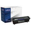 MICR Print Solutions MICR Print Solutions Compatible with Q2612AM MICR Toner, 2,000 Page-Yield, Black MCR 12AM