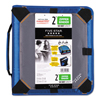 Five Star Five Star® Zipper Binder + Expandable Panel MEA 73293
