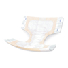 Incontinence Aids Briefs: Medline - ComfortAire PM Extended Wear Briefs Large