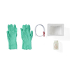 Medline Suction Catheter Wet Kits with Saline, Green, 14.0 MED DYND41442