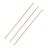 Medline Applicator, Cotton Tip, Wood Stick, 6, Non-Sterile MED MDS202055Z