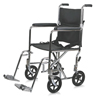 Medline Steel Transport Chair MED MDS808150