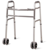 Samsonite-crutches-walkers: Medline - Bariatric Folding Walker