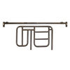Beds Bed Rails: Medline - Half Rail for Homecare Beds