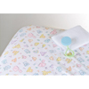"Linens & Bedding: Medline - 100% Cotton Woven Crib Sheet, Print, 24"" x 38"""
