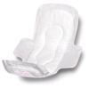 Medline Sanitary Pads with Adhesive & Wings MED NON241289