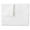Medline Washcloth, 10x13 in, Disposable, White, 50 Bag MED NON4135