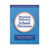 Merriam Webster Merriam Webster School Thesaurus MER 78