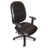 Mayline Mayline® 24-Hour High-Performance Swivel Task Chair MLN 2424AGBLT