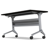 Mayline Mayline® Flip-n-Go® Table Base MLN LF72SLV