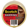 3M Scotch® Commercial Grade Packaging Tape MMM 3750