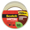 3M Scotch® Greener Commercial Grade Packaging Tape MMM 3750G