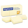 sticky notes: Highland™ Sticky Note Pads