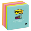 Paper & Printable Media: Post-it® Super Sticky Pads in Miami Colors