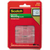 3M Scotch® Mounting Squares for Fabric Walls MMM 854