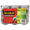 3M Scotch® Sure Start Shipping Packaging Tape MMM DP1000RF6