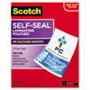 3M Scotch® Self-Sealing Laminating Sheets MMM LS85425G
