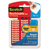 3M Scotch® Restickable Mounting Tabs MMM R100VPC