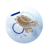Coloplast Fistula Bed Drainage Bag 2000 mL, 6EA/BX MON 10044900