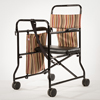 Walkers Accessories Speciality Walkers: Merry Walker - Walker/Chair Combination Merry Walker® Steel 300 lbs.
