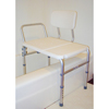 "BettyFreeShipping: McKesson - Sunmark® Econo Bath Transfer Bench, 16.5-20.5"", Removable Arm Rail"
