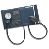 GAM Industries Aneroid Sphygmomanometer Precision® Thigh Blue Nylon Cuff, 300 mmHg Calibration MON 12932500