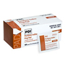 Professional Disposables PVP Prep Pad Povidone Iodine, 10% Individual Packet 1-3/4 X 3-1/2 Inch, 100EA/BX MON 13302300