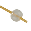 Medtronic Foley Catheter Ultramer 2-Way Standard Tip 30 cc Balloon 16 Fr. Latex MON 14161912