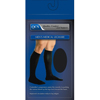 Scott Specialties Compression Socks Knee-High Small / Medium Black Closed Toe MON 16240300