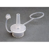 respiratory: Carefusion - Adapt O2 Stem Plug 50EA/CS
