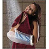 Brown Medical Leg Cast Protector SEAL-TIGHT Large / Long Polyvinyl MON 18763000