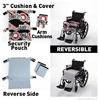 Wheelchair Solutions Wheelie Expressions® Cushion Cover MON 22024201