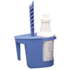 cleaning chemicals, brushes, hand wipers, sponges, squeegees: Saalfeld Redistribution - Toilet Bowl Caddy