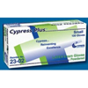 Cypress Exam Glove Cypress Plus® NonSterile Powdered Latex Smooth Ivory X-Large Ambidextrous, 100EA/BX MON 23081300